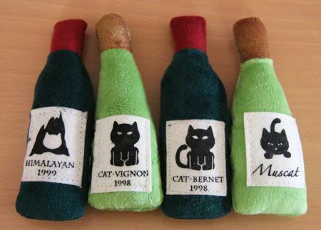 猫用ワイン
