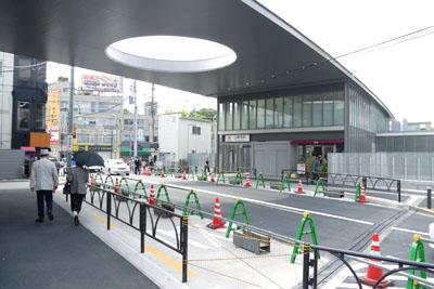 大井町線上野毛駅
