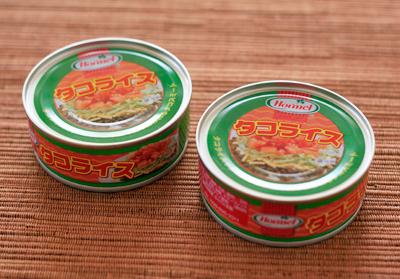 タコライス缶