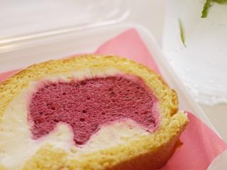 象ロールケーキ