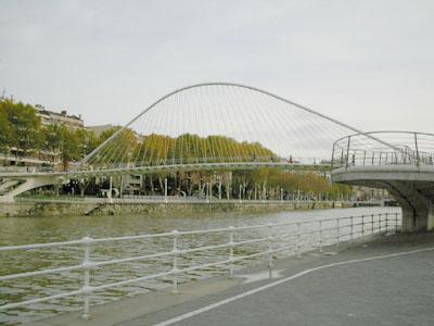 ズビズリ歩道橋